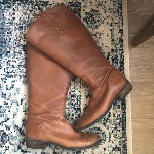 Sam Edelman Penny boot 9.5W athletic/wide calf